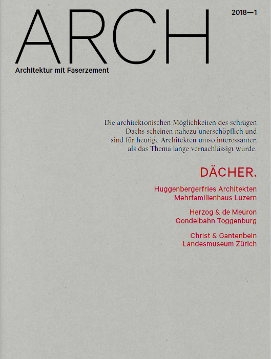 Cover ARCH