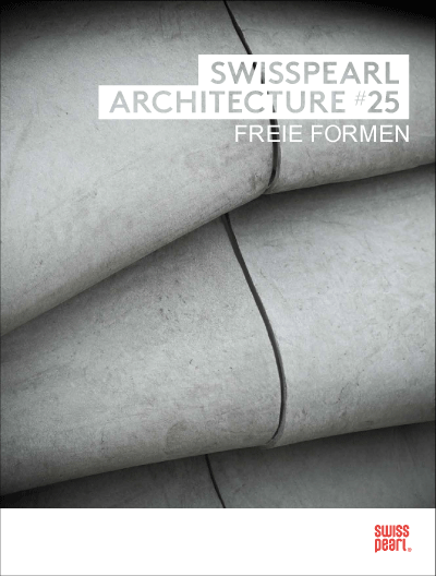 Cover Swisspearl Architecture 25